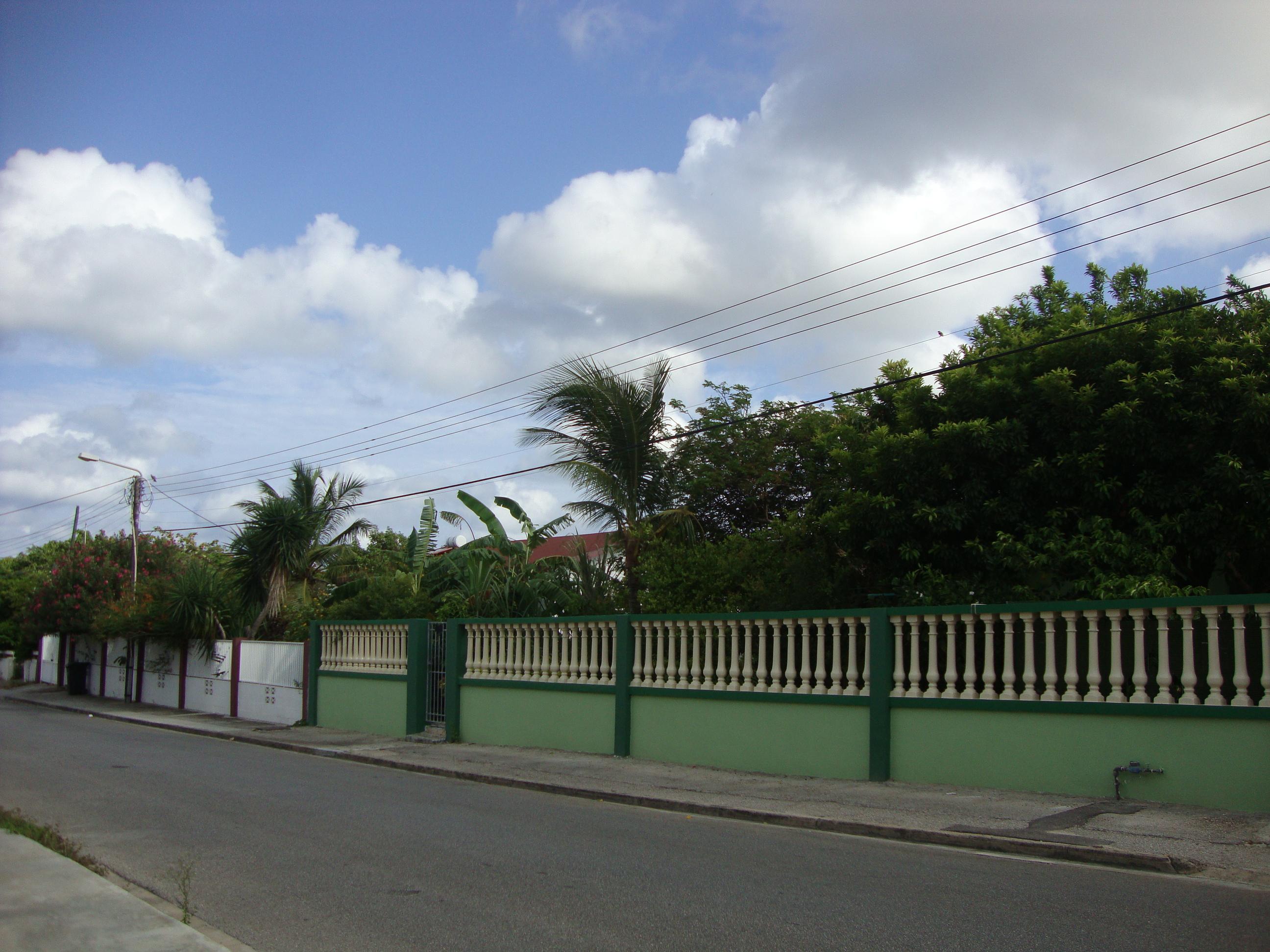 vista de uma rua