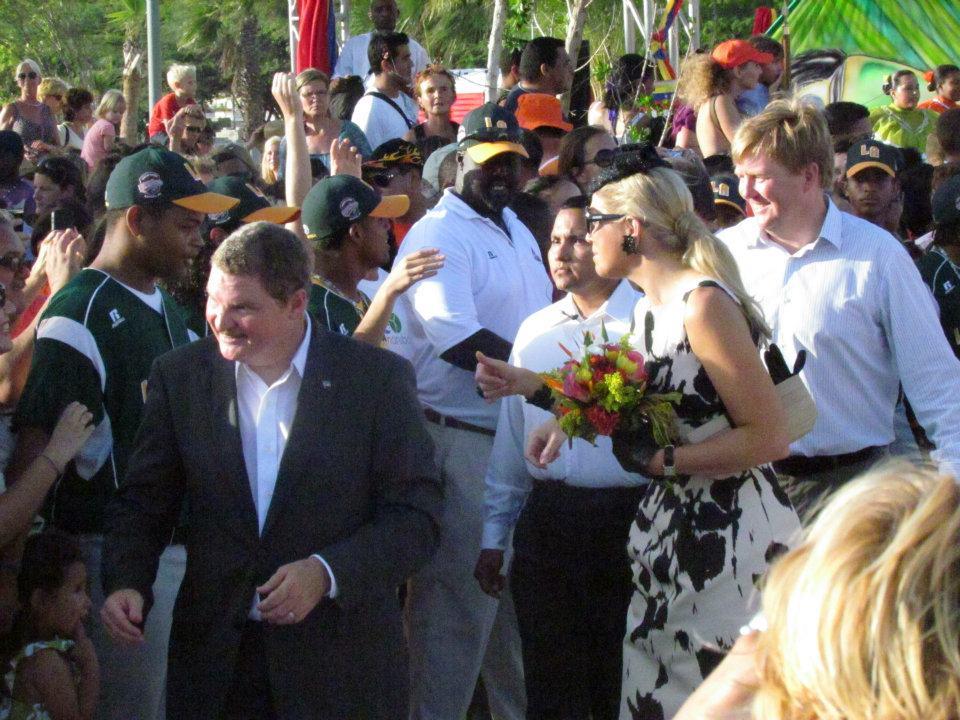 foto da pagina oficial de Aruba
