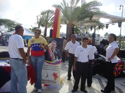 stand da Venezuela