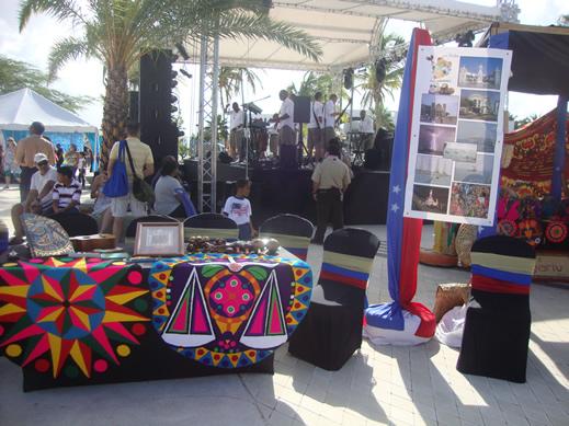 A Venezuela tinha muitos e variados produtos artesanais