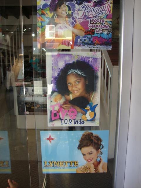 vitrine de loja