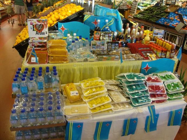 Produtos típicos de Aruba