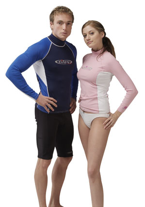 rash guard adultos