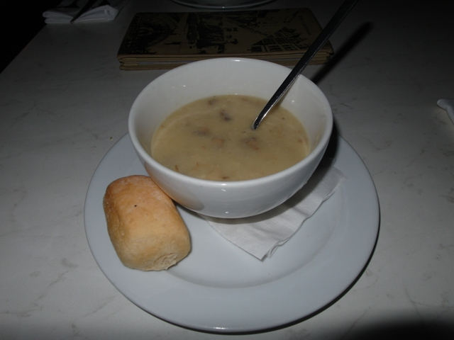 sopa de cogumelos
